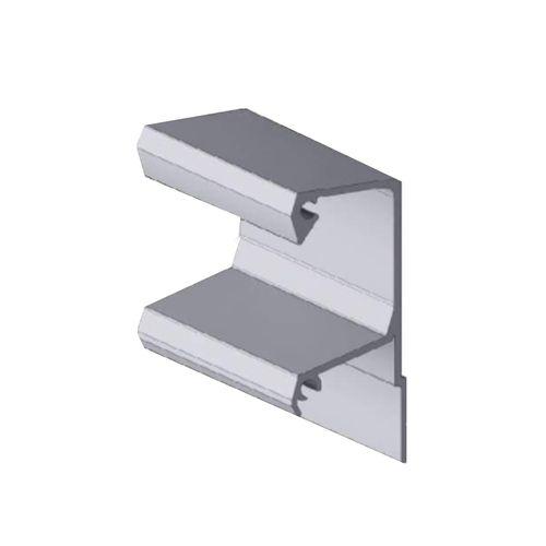 Perfil Aluminio 6023t Com 3m (15mm)