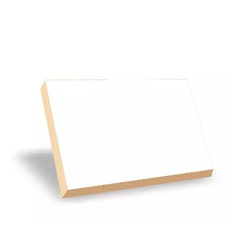 Eucaplac Branco 2,44cmx1,22cmx2,5mm