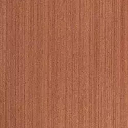 Folha De Madeira Pré Composta Cedrex Mogno Escuro