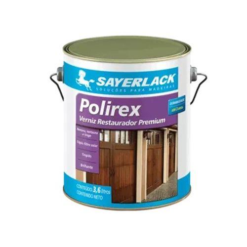 Verniz Polirex Sayerlack Imbuia 3600ml