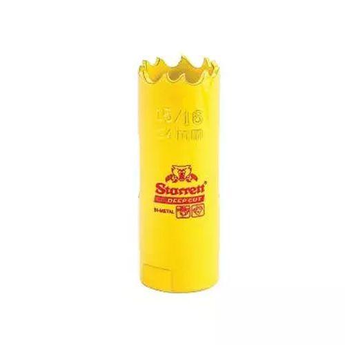 Serra Copo Starret Bimetal 15/16  24mm