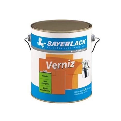 Verniz Nitro Sayerlack Transparente Fosco 3,6l