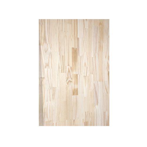 Painel De Pinus Clear A/B 35mm 250x120