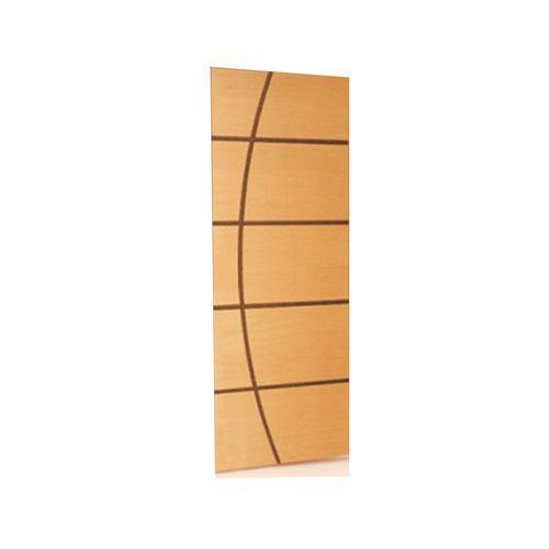 Porta Frisada Randa Belissima Iv 2,10m X 70cm  Curupixá