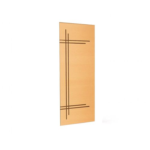 Porta Frisada Randa Belissima Ix 2,10m X 60cm Curupixá