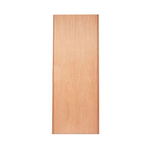 Porta De Madeira Tauari Para Envernizar Em 90cm X 210cm X 3,5cm