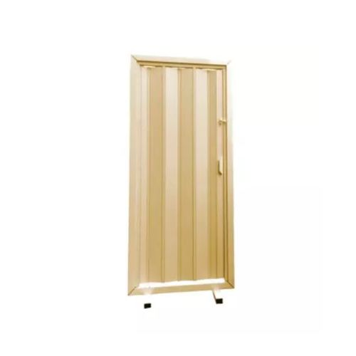 Porta Sanfonada Cerejeira Com Kit 60cm