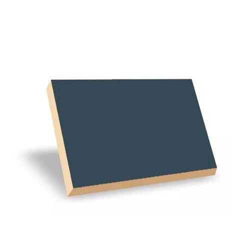 Mdf Azul Petroleo Guararapes 2l 15mm 275cmx185cm