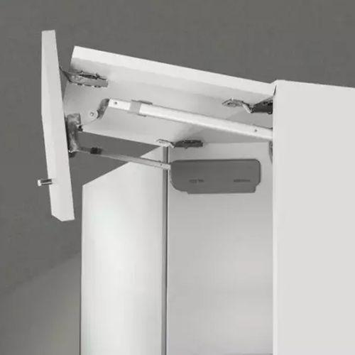Sistema Aeroflex Fgtvn Para Portas De 9kg A 11kg - 591bfc091100g04
