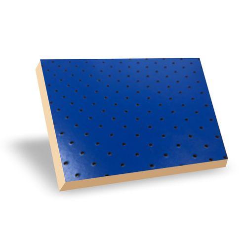 Eucaplac Perfurado Azul Madagascar 1,22cmx64cmx03mm