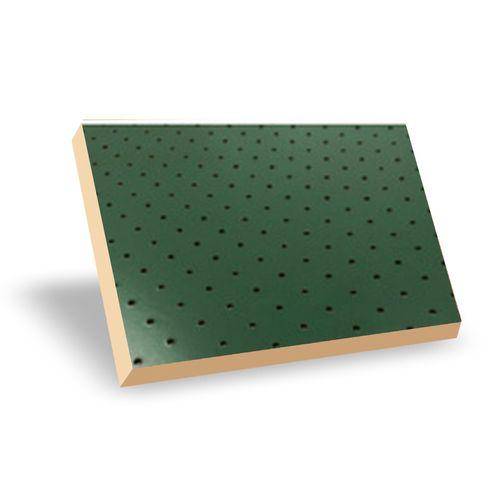 Eucaplac Perfurado Verde Lousa 1,22cmx64cmx03mm