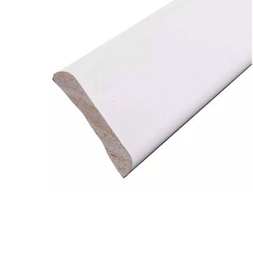 Alizar Branco Moldurama 10cm Com 2,40m  (Vp10-Br07)