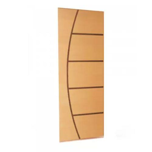 Porta Frisada Randa Belissima Vi 2,10m X 70cm Curupixá