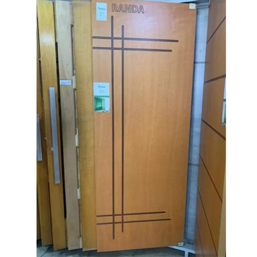 Porta Frisada Randa Belissima Ix 2,10m X 80cm Curupixá