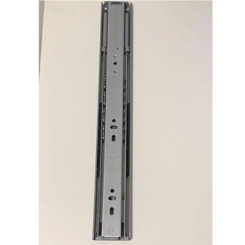 Corrediça Tp100 Fgvtn 500mm Inox Com Amortecedor