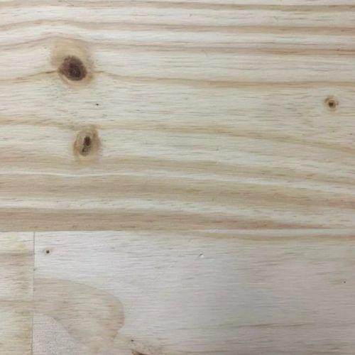 Meia Chapa Painel De Pinus Rústico Leletopmad 18mm 240cmx60cm