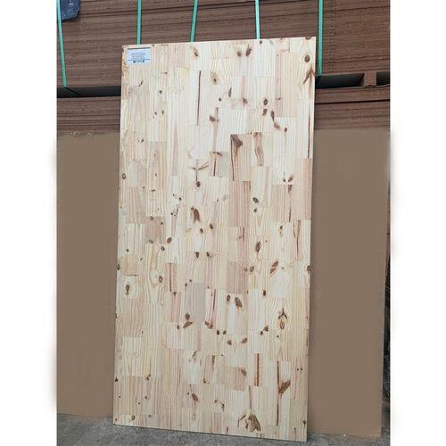 Painel De Pinus Rústico Leletopmad 35mm 240cmx120cm